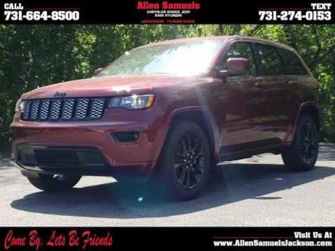 2020 JEEP Grand Cherokee Altitude 4x2