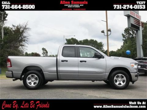 2019 RAM 1500 Tradesman 4x2 Quad Cab 6'4 Box