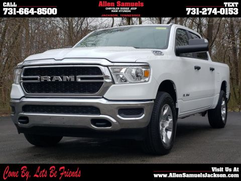 New 2020 RAM 1500 Tradesman 4x4 Crew Cab 5'7 Box