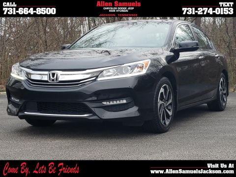 Pre-Owned 2017 Honda Accord EX CVT w/Honda Sensing