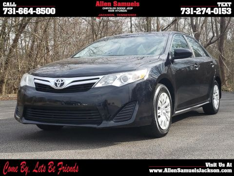 2014 Toyota Camry 4dr Sdn I4 Auto LE *Ltd Avail*