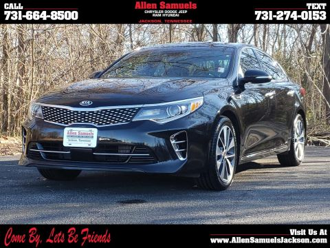2016 Kia Optima 4dr Sdn SXL Turbo
