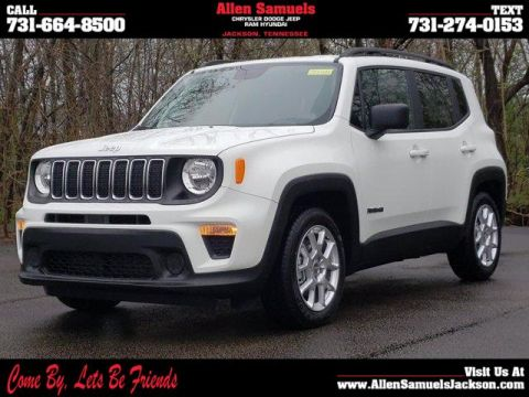 2020 JEEP Renegade Sport FWD